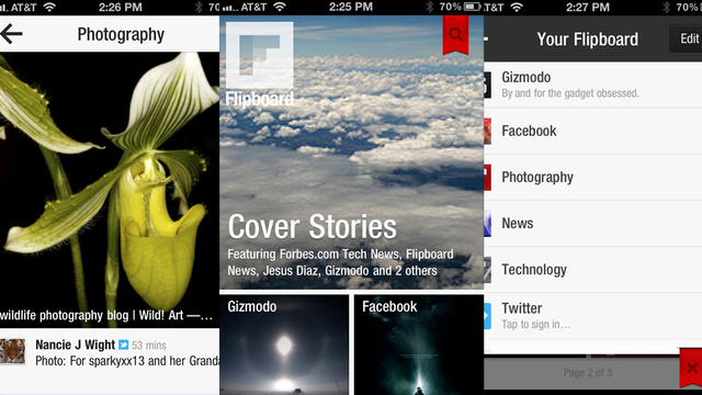 Flipboard Gets Tiny, The Best Office Suite, Rate Everything, and Look Pretty