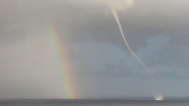 Rainbow vs Tornado Is Like Good vs Evil, Ponies vs Scorpions, Tofu vs Pork