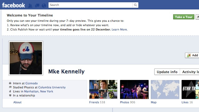 How to Get Facebook Timeline Right Now