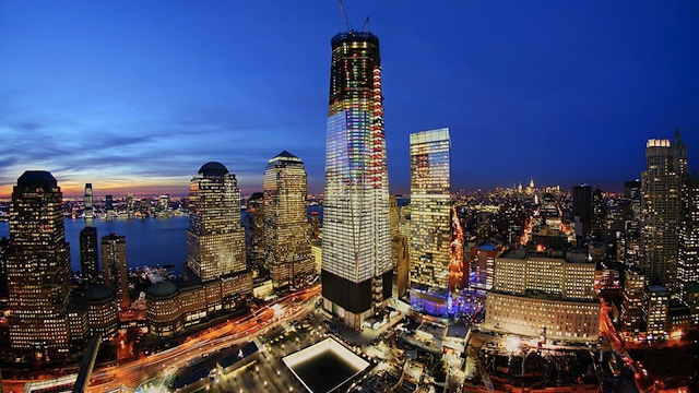 The View from the New World Trade Center Is Simply Stunning