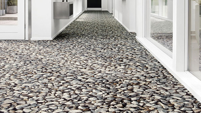 Photorealistic Nature Inspired Carpets Bring the Outdoors Inside