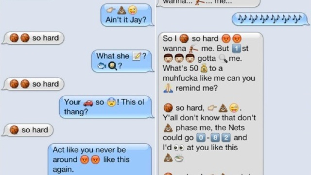 Aziz Ansari Hilariously Remixes a Jay-Z and Kanye West Song with Emojis