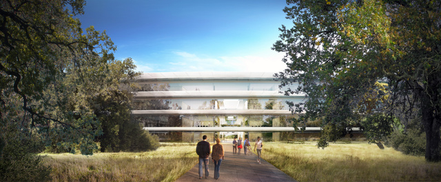 The Definitive Look Into Apple's New Mothership Campus Shows Mysterious Research Facilities