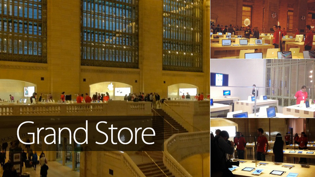 Sneak a Peek at the Finished Apple Store in NYC's Grand Central Terminal (Updated)