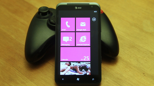 HTC Titan Gallery