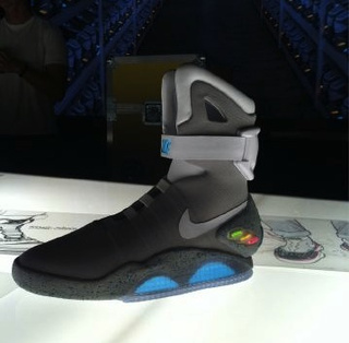 The Nike MAG—AKA the Back to the Future Shoes—Will Be at Gizmodo Gallery