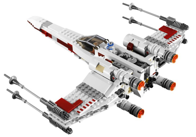 I Wish the New Lego X-Wing 2012 Was Coming Out RIGHT NOW