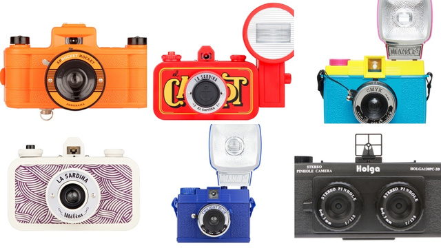 Daily Desired: Limited Edition Lomo Cams for Less