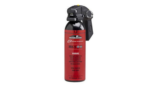 This Is the Pepper Spray Police Used on UC Davis Protesters (Updated)