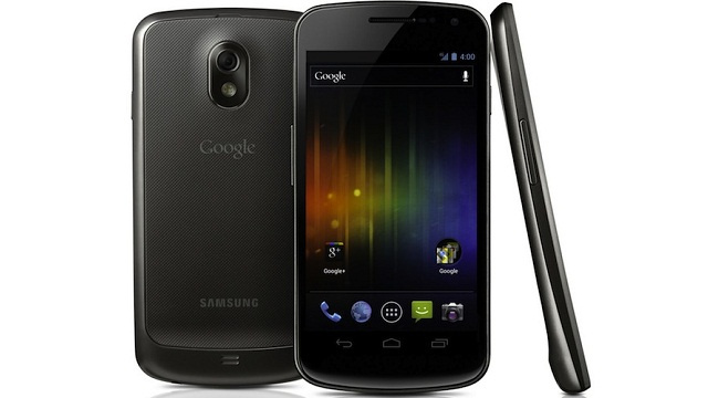 Galaxy Nexus Officially Coming to Verizon With 4G LTE