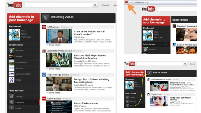 YouTube's Getting a Google+ Inspired Update
