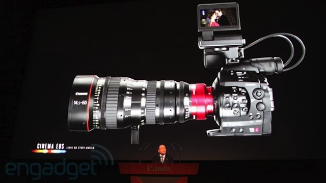 Canon C300: A Digital Killer Cam for the Hollywood Set