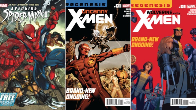 Exclusive: All Marvel Digital Comics Will Be Available Same Day as Print