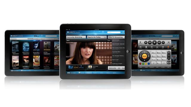 DirecTV's iPad App Lets You Watch Live TV Now