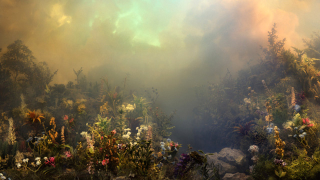 These Ethereal Landscape Photos Were Faked in a Cloud Tank