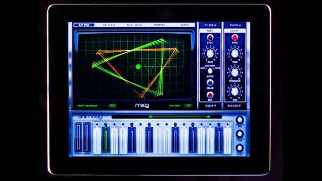 Moog Just Crammed an Incredible Analog Synth Into an App