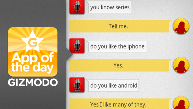 Iris for Android: Kind of Like Siri, But for Android