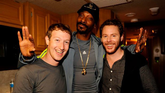 Facebook Founders Reportedly Fight Over Spotify