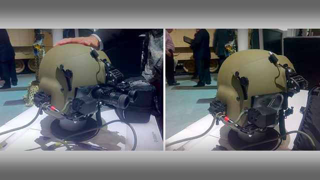 These New Night Vision Helmets for F-35 Pilots Are Insane Looking