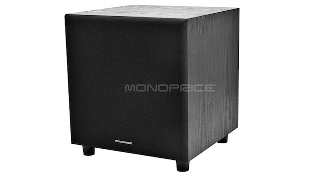 Monoprice Makes a $60 Subwoofer that Might Actually Be Worth a Damn