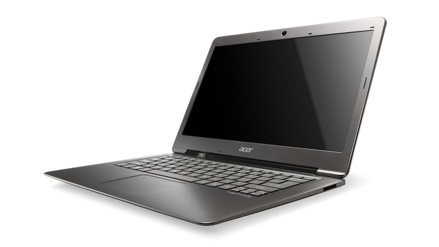 Acer's Blade-Thin Aspire S3 Ultrabook Finally Arrives