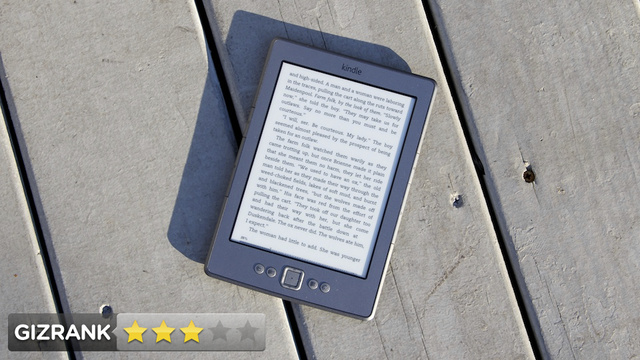 Kindle 4 Lightning Review: It's Just Not That Into You