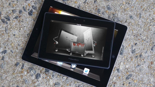 Blackberry PlayBook Heavily Discounted; Still Too Damn Expensive (Updated)