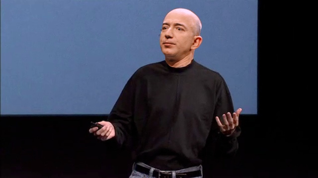 Jeff Bezos Is the New Steve Jobs