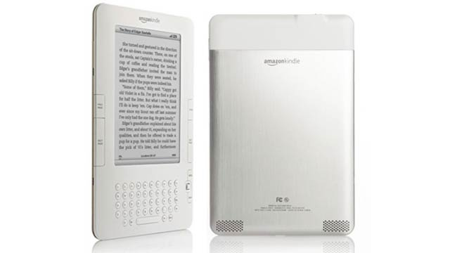 The History of Amazon's Kindle So Far