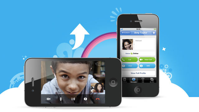 Skype iOS Update Brings Bluetooth Headset Calls