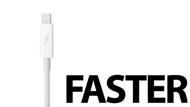 Thunderbolt Will Become Even Faster—Just with New Cables