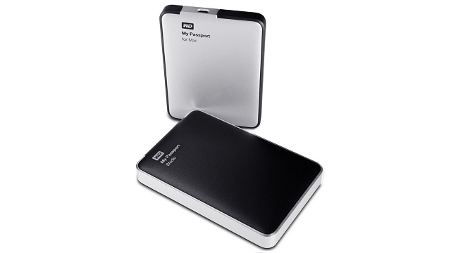 Western Digital's New Passport Drives Pack Big Space in a Little Place