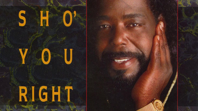 Why Your Wife Remembers Everything Barry White Sang
