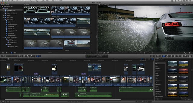 Why Final Cut Pro X Is Sending Me Back to Avid