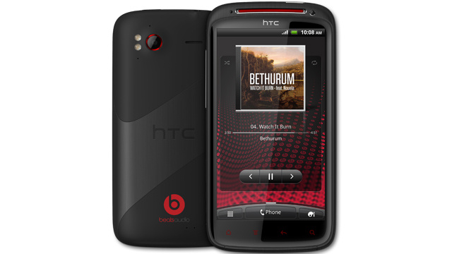 HTC's Sensation XE Is the First Beats Audio-Certified ...