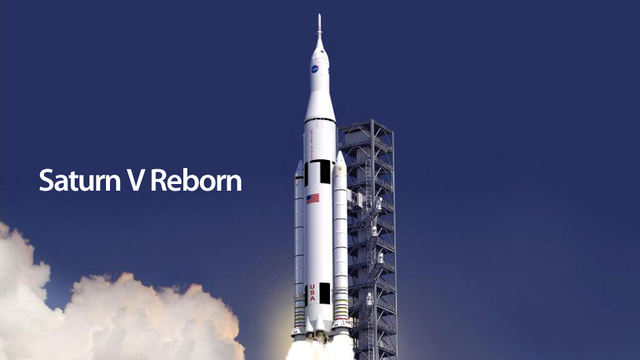This Is NASA's New (and Effing Awesome) Deep Space Rocket