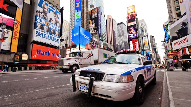 How NYC Is Protecting Itself from the Terror Threat This Weekend