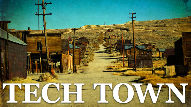 Why Would a Company Spend $200 Million to Build a 20-Mile Ghost Town for 35,000 Invisible People?