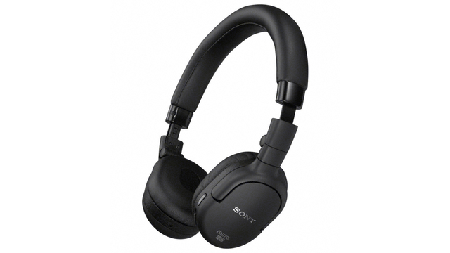Sony's MDR-NC200D Noise-Canceling Headphones Help Kill the (External) Noise