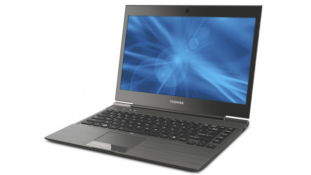 Toshiba's Next Ultraportable Is the Thinnest Notebook Yet