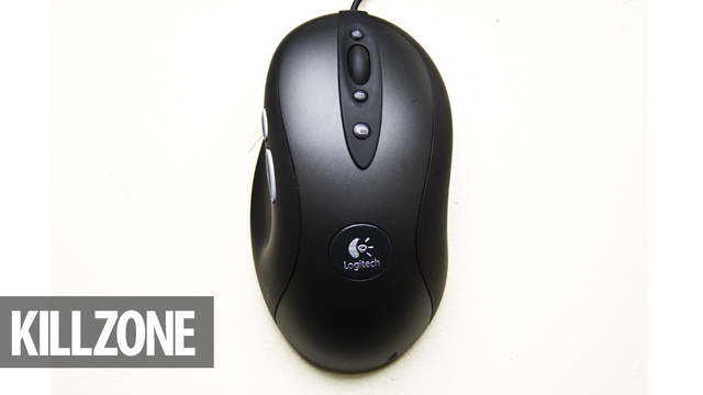Logitech G400 Lightning Review: I'm Going to Murder Your Face So Hard With This Thing