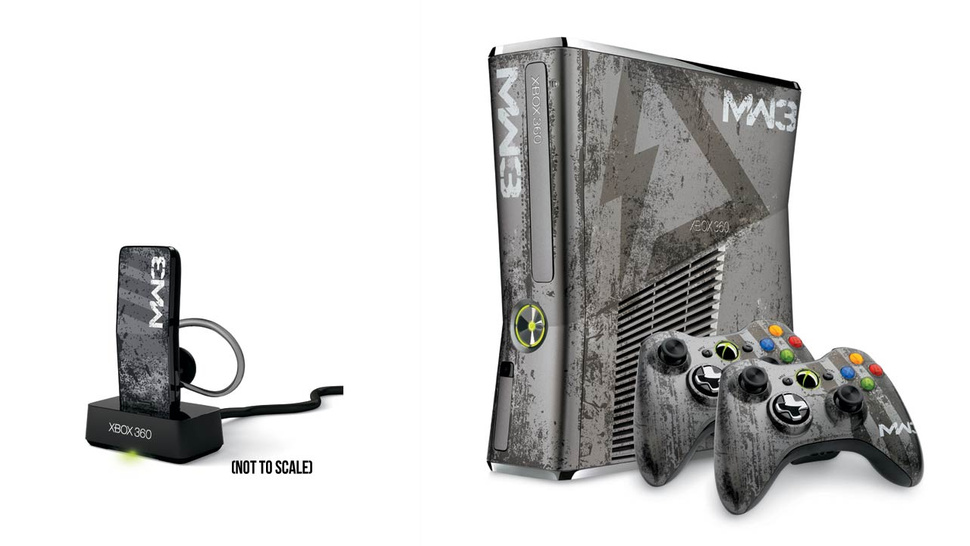 There's a New <em>Modern Warfare 3</em> Xbox 360 for Superfans