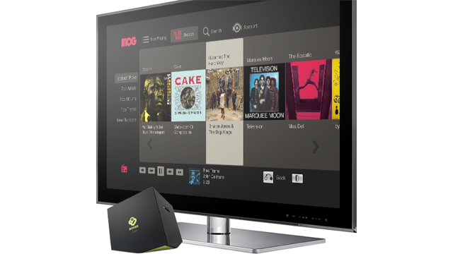 MOG Now Available on Boxee