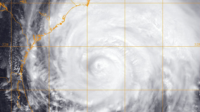 Irene Blows Her Way Through the East Coast (Updating)