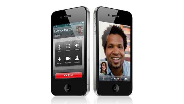 Verizon Wants 3G Facetime to Only Work With Tiered Data Plans