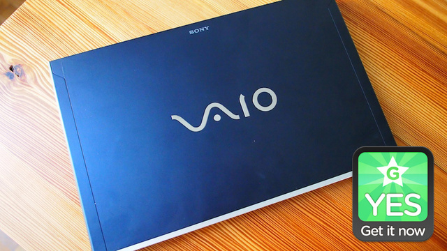 Sony Vaio Z Review: So Fast, So Light