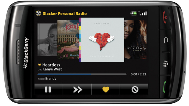 Does the World Need a BlackBerry Music-Streaming Service?