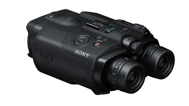 Sony's 3D Binoculars Cost Too Much For the Average Bird-Watcher and Petty Crim