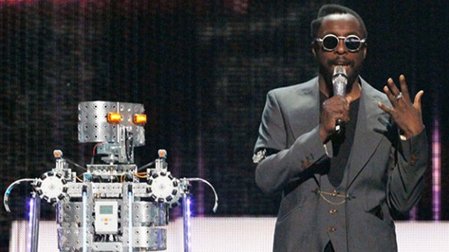 Will.i.am Hosts Dean Kamen's Robotics Championship