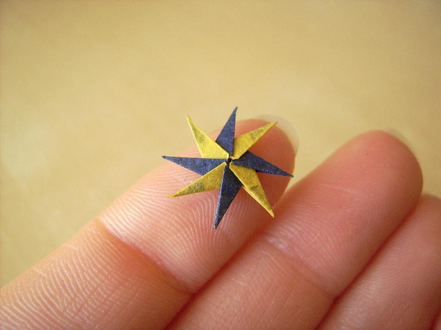 The Ridimpossibly Small Nanorigami